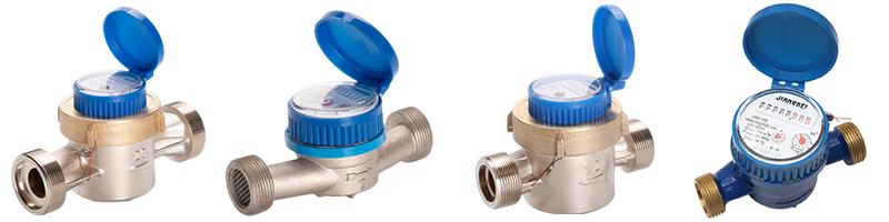旋翼单流干式水表LXSC-13D3-25D3(冷水/防磁)和LXSC-13D5-25D5(冷水/不防磁)