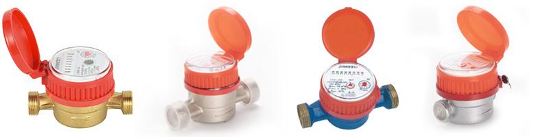 旋翼单流干式水表LXSCR-13D3-25D3(热水/防磁)