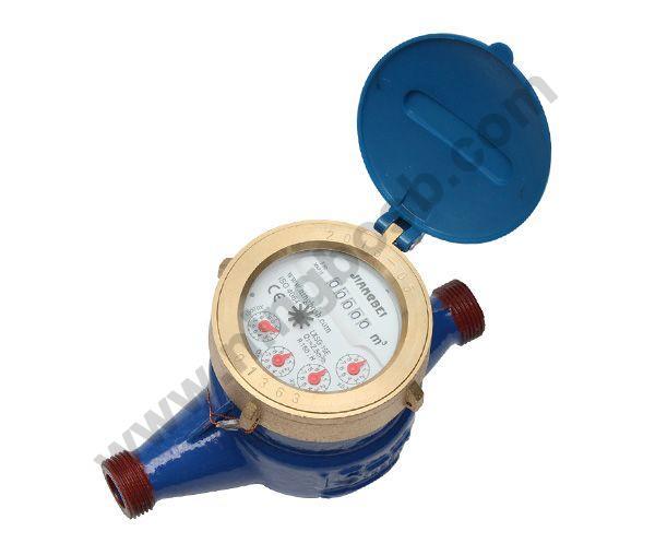 铁壳多流干式水表DN15 LXSG-15E