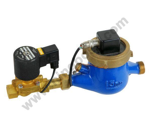 数控定量水表 LXSD-15S-50S,LXLD-80S-150S